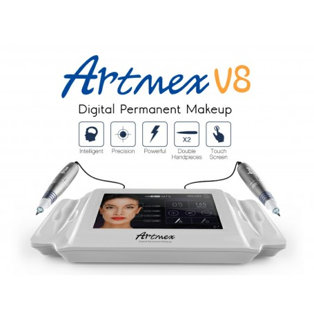 Dermografo Artmex V8