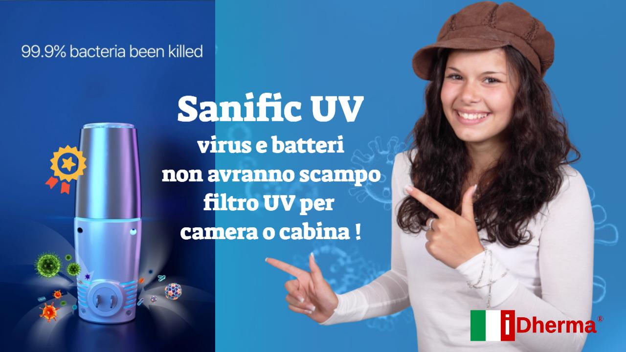 sanific UV